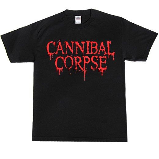 【お取寄せ】Cannibal Corpse / カンニバル・コープス - Logo. Tシャツ