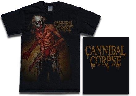 【お取寄せ】Cannibal Corpse / カンニバル・コープス - Skull Butcher. Tシャツ