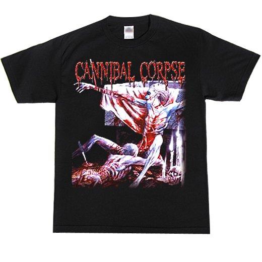 【お取寄せ】Cannibal Corpse / カンニバル・コープス - Tomb. Tシャツ