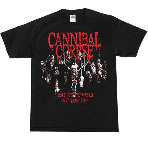 【お取寄せ】Cannibal Corpse / カンニバル・コープス - Butchered At Birth (2015). Tシャツ
