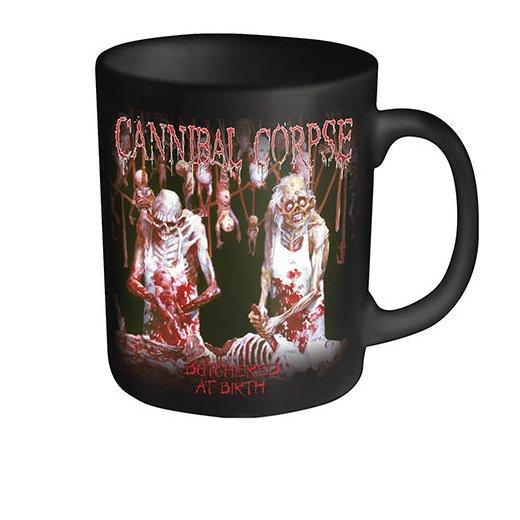 【お取寄せ】Cannibal Corpse / カンニバル・コープス - Butchered. マグカップ