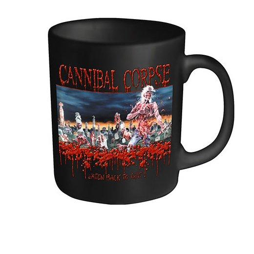 【お取寄せ】Cannibal Corpse / カンニバル・コープス - Eaten. マグカップ