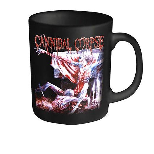 【お取寄せ】Cannibal Corpse / カンニバル・コープス - Tomb. マグカップ