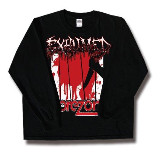 【お取寄せ】Exhumed / イグジュームド - Gore Zone. ロングスリーブTシャツ