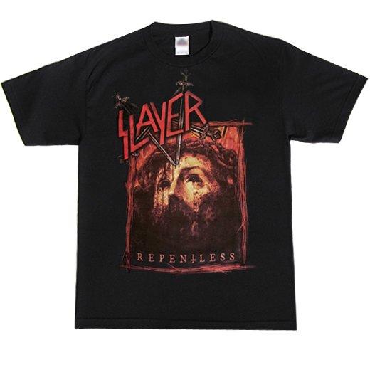Slayer / スレイヤー - Repentless rectangle. Tシャツ【お取寄せ】