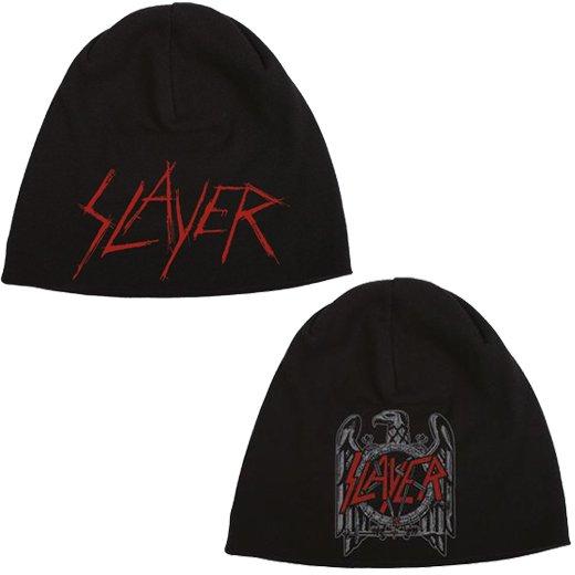Slayer / スレイヤー - Crucifixion - Eagle discharge. ライトニットキャップ【お取寄せ】