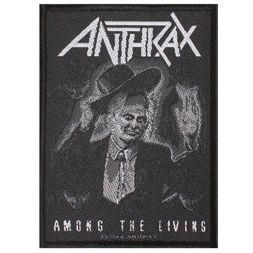 Anthrax / アンスラックス - Among The Living. パッチ【お取寄せ】