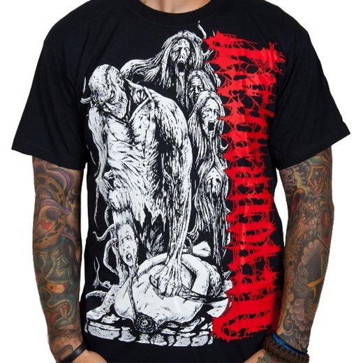Devourment / ディヴァウアメント - Dead Body. Tシャツ【お取寄せ】