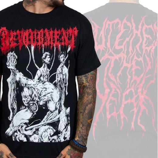 Devourment / ディヴァウアメント - Butcher The Weak. Tシャツ【お取寄せ】