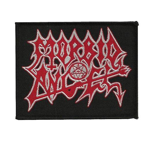 Morbid Angel / モービッド・エンジェル - Logo. パッチ【お取寄せ】