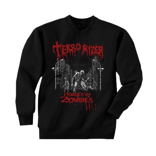 Terrorizer / テロライザー - Hordes of zombies. トレーナー【お取寄せ】