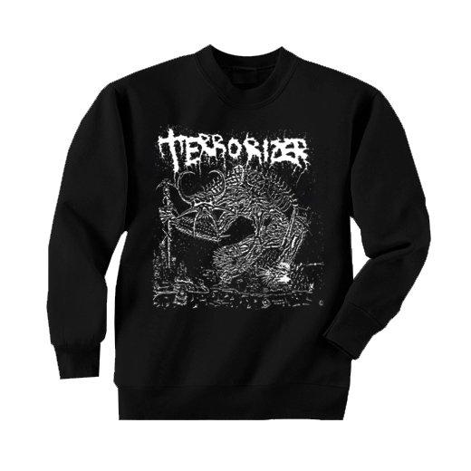 Terrorizer / テロライザー - 1987. トレーナー【お取寄せ】