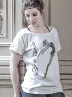 Miss Ellie レディース  Tシャツ [バレリーナ:A]