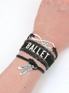 BALLET LOVE ブレスレット [アクセサリー]