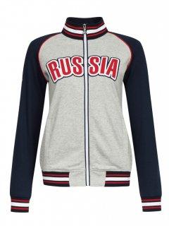 ロシア代表公式ユニフォーム[BoscoSport]ボスコスポーツ パーカー