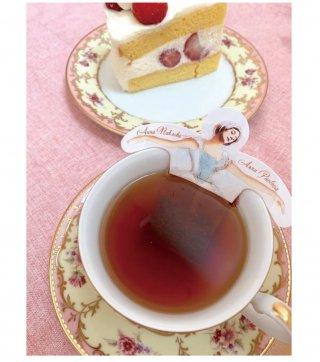 紅茶ティーバッグ 5つセット ロシアのスターバレリーナが勢揃い!!