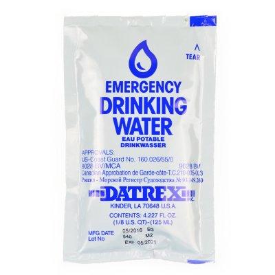 非常用飲料水パック 125ml