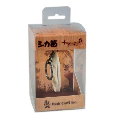 シカ笛 (エゾジカ工芸品)