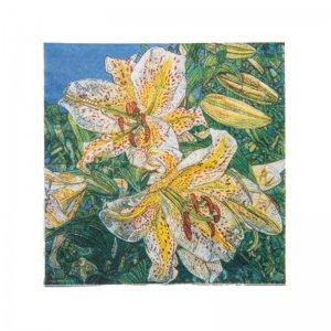 横尾美美 アートペーパーナプキン: Tiger Lily