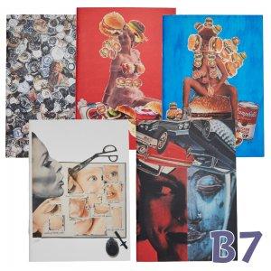 横尾忠則 B7アートノート 5冊セット「聖俗一体」
