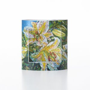 ピアスのガクブチ × 横尾美美 「 Tiger lilly 」