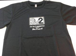 パトレイバー DFRコラボTシャツ 黒
