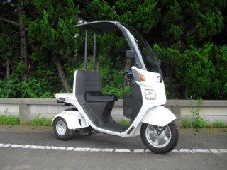 ジャイロキャノピー<br />整備済み 保証付<br />優良中古車<br />