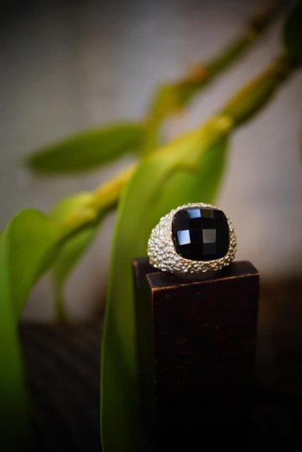 Segreti Ring(リング) AN143 OTAG Onix オーダー商品