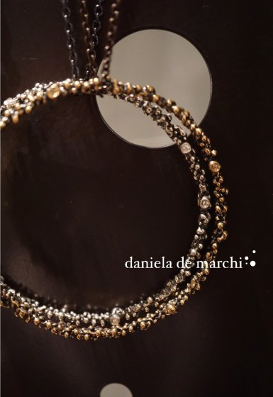 Diamond 3Way Necklace (ネックレス)[CL2901 BZBR]オーダー商品