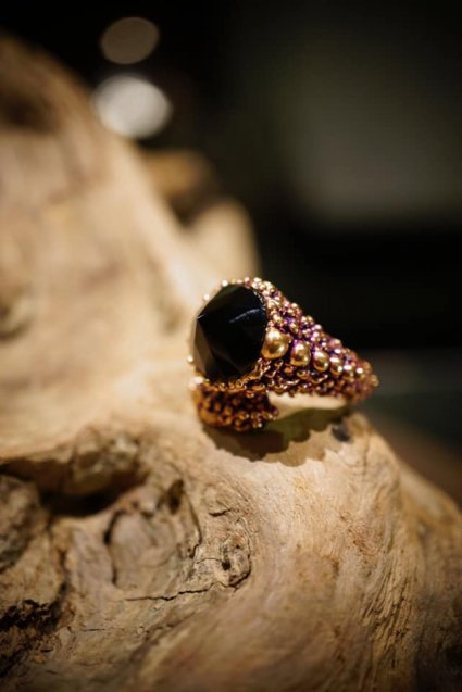 SKIN Collection Ring (リング)[AN178 OTAG OTVIO フリーサイズ オーダー生産商品