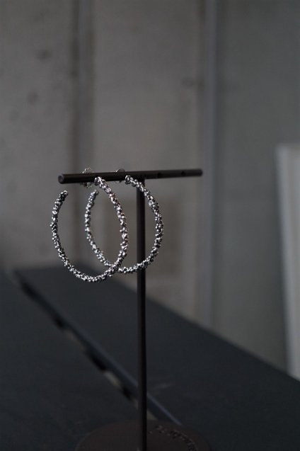 Diamond cirle Pieces (ピアス)[OR1918 AGBR]