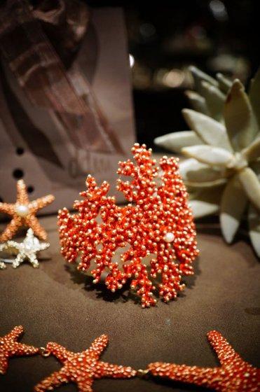 Coral Collection Bracelet(ブレスレット)[BR3004 OTRO]Pearl