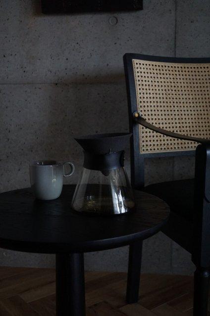 Sghr(スガハラガラス) ハンドドリップ コーヒーサーバー  クリアカラー