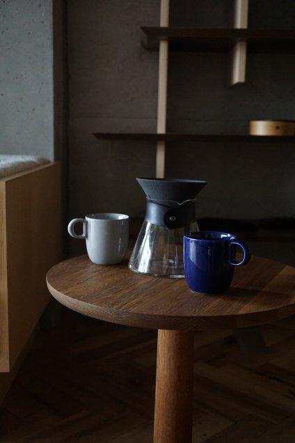 Sghr(スガハラガラス) ハンドドリップ ロカコーヒーサーバー  タン