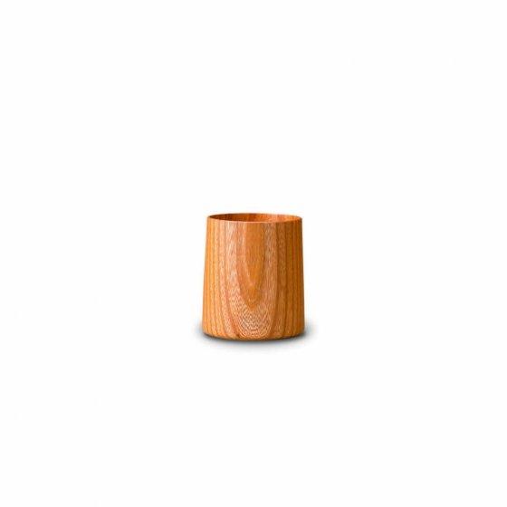 我戸幹男 SAIBI Collection Wooden Cup M Plain