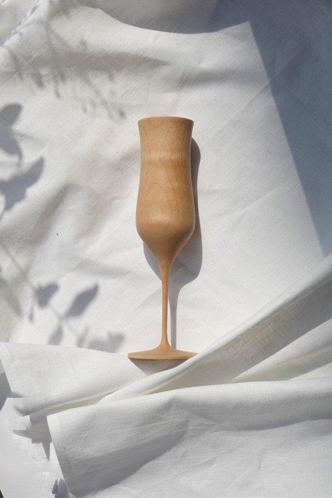 我戸幹男 TOHKA Collection Champagne ブリュット Plain