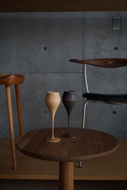 我戸幹男 TOHKA Collection Champagne ロゼ Black