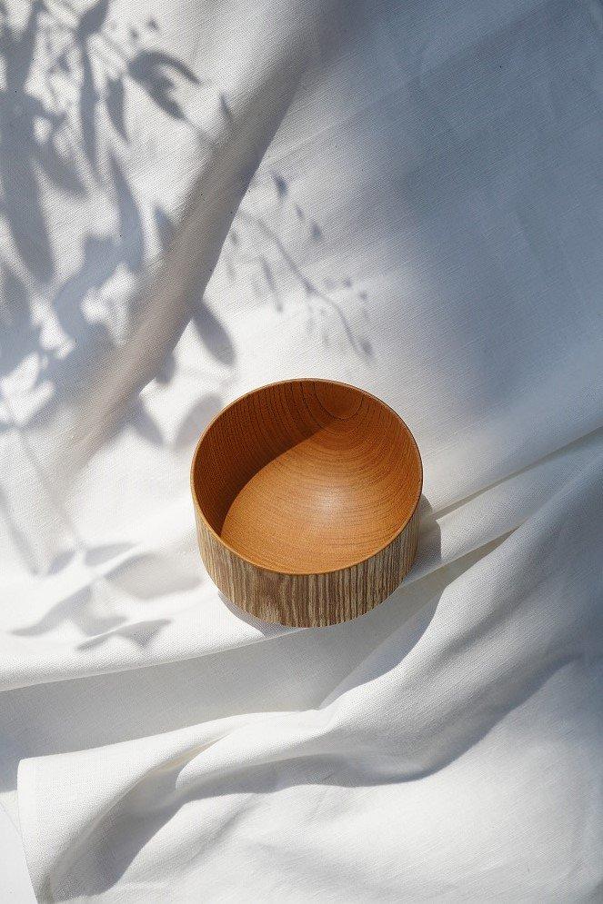 我戸幹男 TSUMUGI Collection 汁椀 壺型 Plain