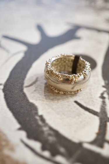 Ring(リング) AN182 ACH(WhiteSilver)