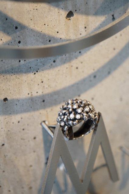 Diamond Ring (ダイヤモンドリング)[AN901]Silver 】オーダー商品