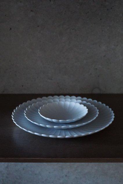 1616/arita TY Palace Plate220(L) Gray
