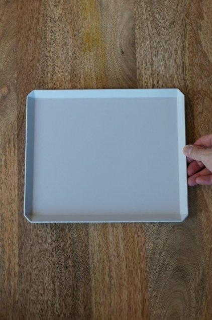 1616/arita TY SquarePlate270 Gray