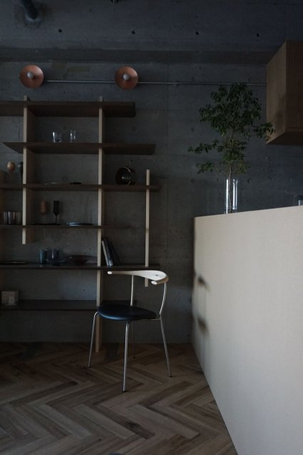 PP mobler Hans J Wegner pp701 arm chair Ash材 / ソープ仕上げ