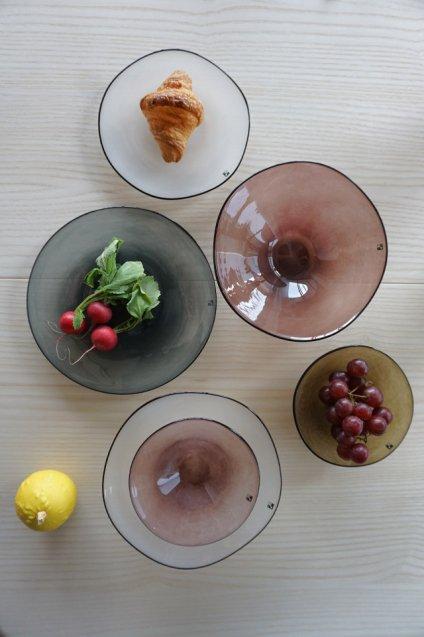 fresco kasumi bowl grey M