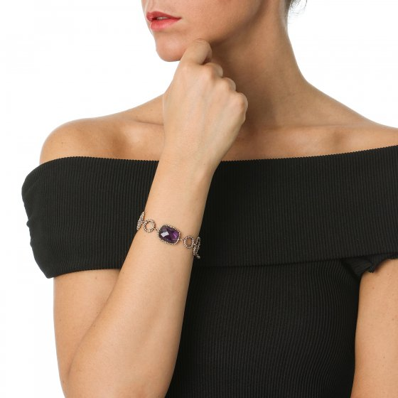 Segreti Collection Bracelet with Stone(ブレスレット)BR 3091 OTAG NewJade オーダー商品