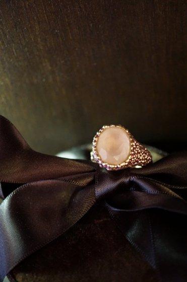 Intramontabili Ring(リング) AN78 OTVIO Rosa.Q Freesize オーダー商品