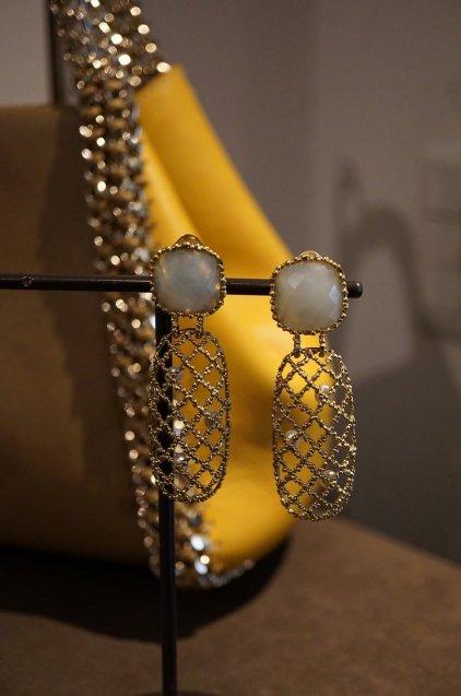 Segreti Earrings (イヤリング)OR1245 OTDO NewJade