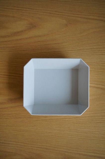 1616/arita TY Square Bowl184 Grey