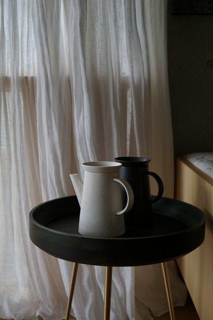 2016/arita  BG/010 Coffee Pot Matt Black