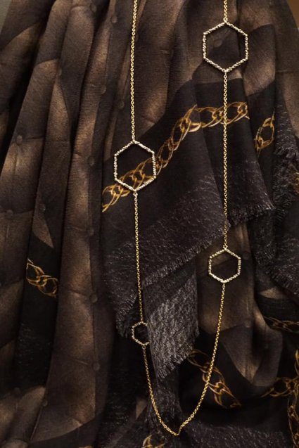 Honey Collection Long Necklace(ネックレス)[CL 5619 OTAG] オーダー商品
